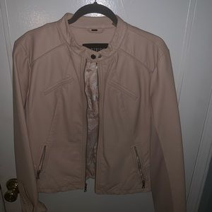 Guess soft leather jacket